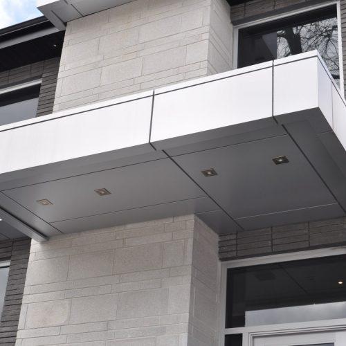 Aluminum Composite Panels Installing Methods
