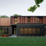 building materials for modern architecture
